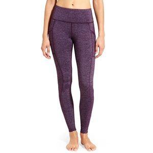 Athleta Purple Quest Chataranga Legging Size S 195